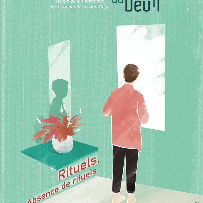 N°2 de la revue  » Les cheminements du deuil »