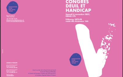 Suisse: Congrès deuil et handicap
