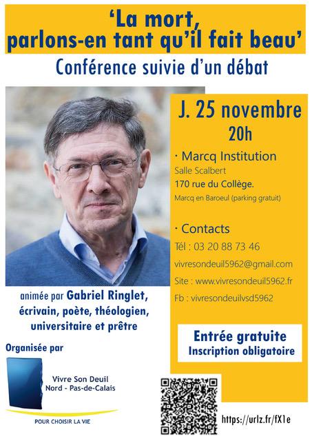 Conférence La Mort Parlons-en